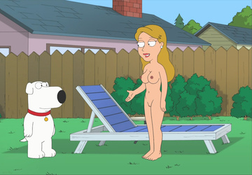 Dotty Campbell Brian griffin