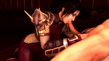 Soul Calibur Hentai Porn GIF