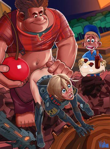 Порно комикс ральф 75994 фотография