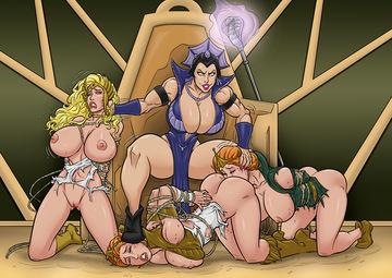 Shera cartoon porno