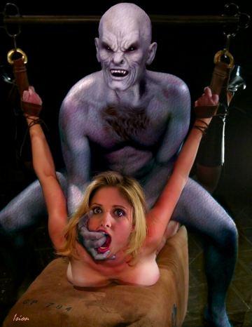 Vampire slayer porn Buffy