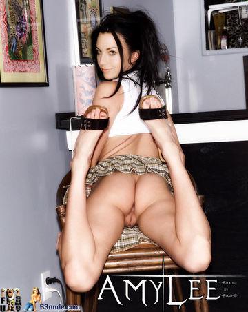 Amy lee celebs nude