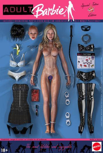 Barbie animated hentai