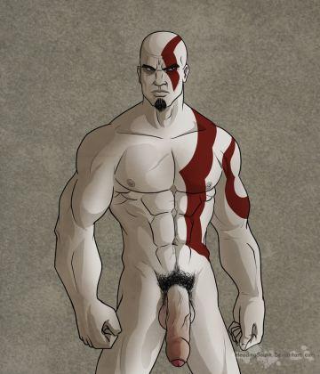 kratos hentai