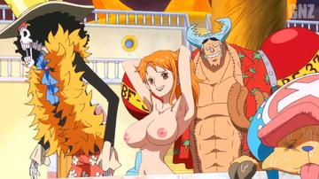One Piece Hentai Porn GIF