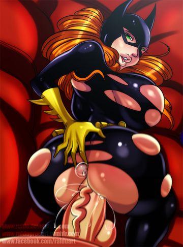 Naked manga girl and alien tentaclesex