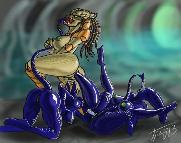 alien vs predator porn pics