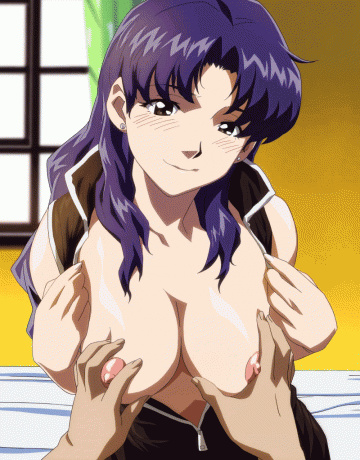 Evangelion Hentai Porn GIF