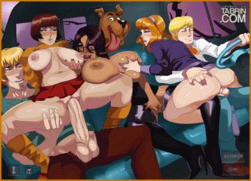 Scooby Doo Hentai Porn GIF