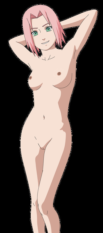 Naruto sakura naked in bath — photo 3