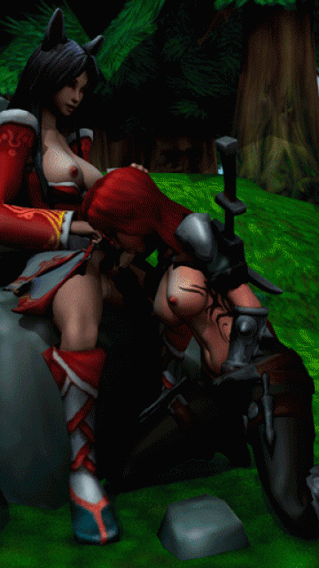 League Of Legends Hentai Porn GIF