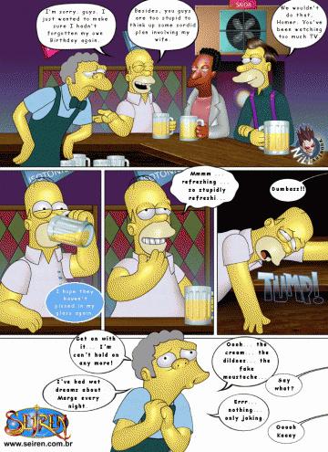 Simpsons Toon Porn