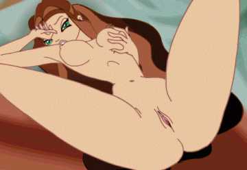 WinX Club Hentai Porn GIF