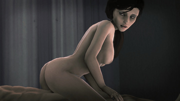 Huge-titted Elizabeth like be on top