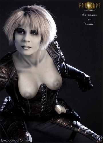 Gigi edgley nude scenes
