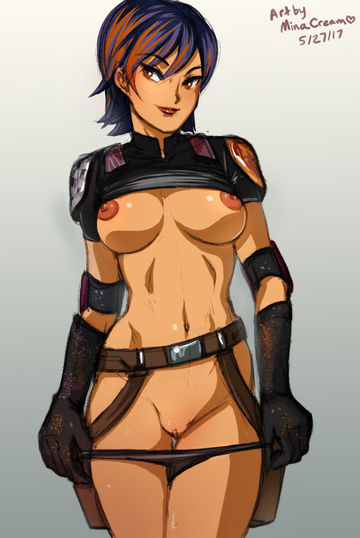 Body! hot star wars hentai want more shes