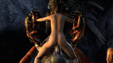 Left 4 Dead Hentai Porn GIF