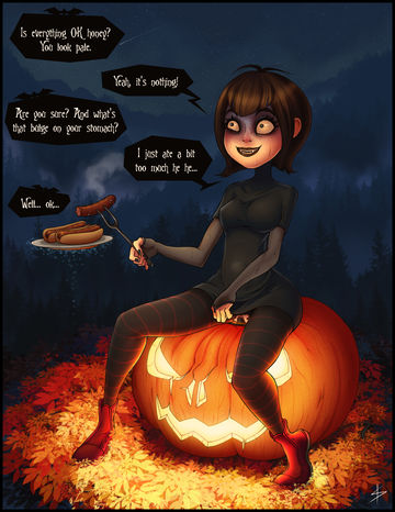 pumpkin girl games