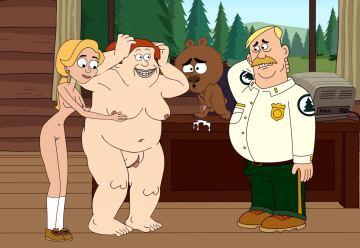 brickleberry   cartoon porn amp hentai