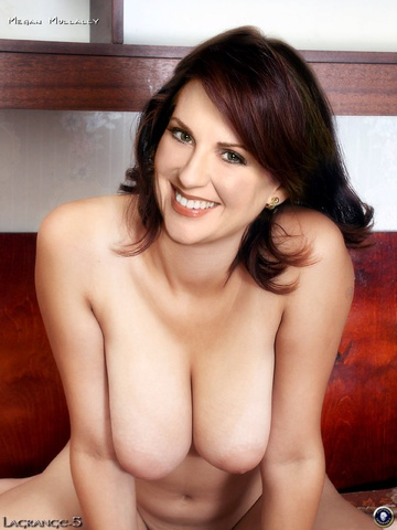 megan mullally big tits
