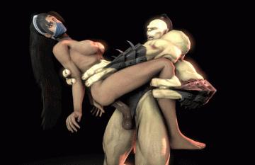 Mortal Combat Hentai Porn GIF
