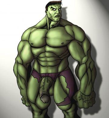 hulk gay sex