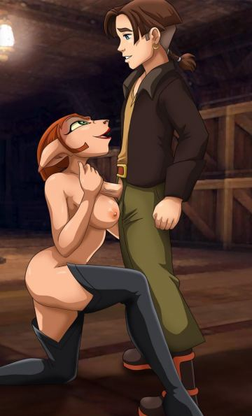 Treasure planet captain amelia porn