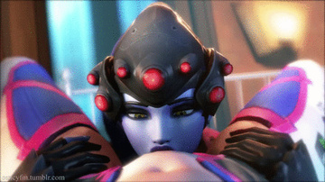 Widowmaker D.Va Ana Federline Mercy