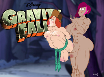 Wendy has ultimately find out who has the largest prick in Gravity Falls...