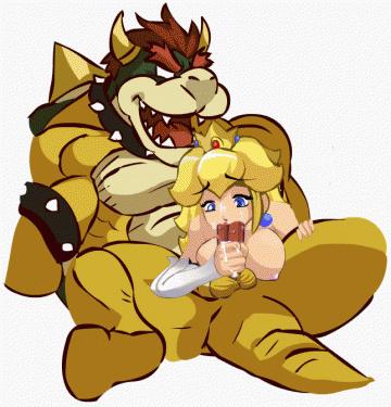 Mario Hentai Porn GIF