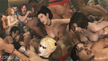 Dead Or Alive Hentai Porn GIF