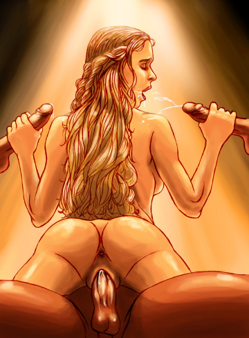Порно комиксы игра престолов