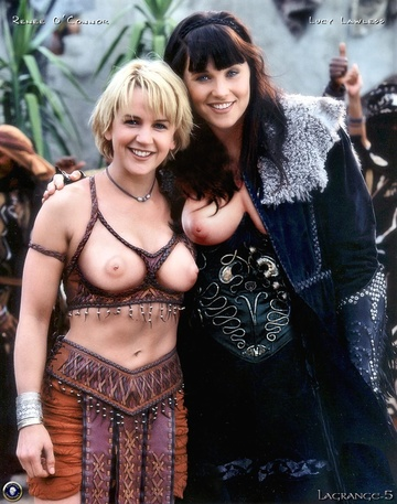 Nackt Lucy Lawless  41 Hot