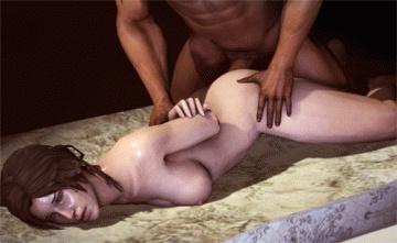 Lara Croft Hentai Porn GIF
