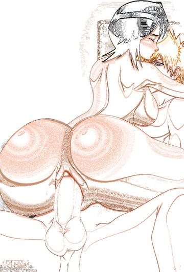 Bleach Hentai Porn GIF