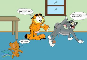 Garfield Hentai