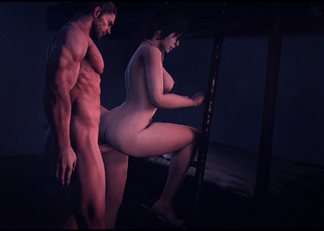 Resident Evil Hentai Porn GIF