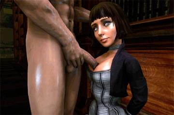 Bioshock Infinite Hentai Porn GIF