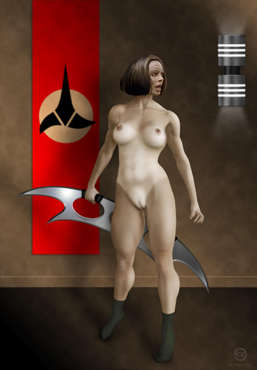 Star trek voyager roxann dawson nude your