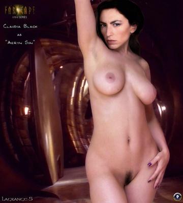 Are not claudia black farscape porn thank