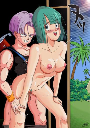 Know, how Anime dragon ball z bulma porn can