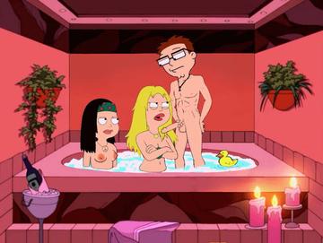 American Dad Hentai Porn GIF