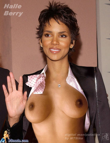 Kissing halle berry performs oral se fake celebrity galleries