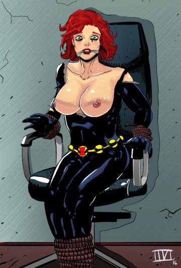 Wonder woman Black Widow