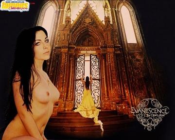 Celebrities evanescence amy lee nude