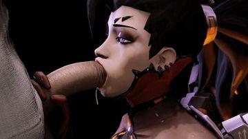 Pharah Sombra Tracer Mercy Widowmaker Winston
