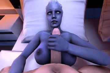 Mass Effect Hentai Porn GIF