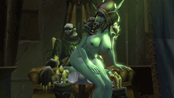 World of Warcraft Hentai Porn GIF
