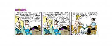 Blondie - Cartoon Porn & Hentai