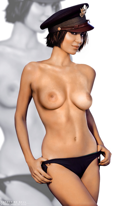 Catherine bell hot nude leaked pictures the fappening stars